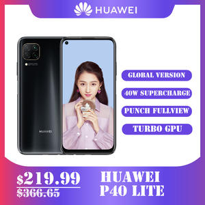 Huawei Hisilicon Kirin 810 P40-Lite Global-Version 128GB 6GB LTE/GSM/WCDMA Supercharge