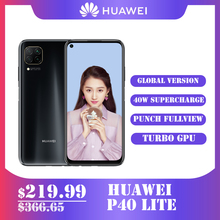 Huawei P40 Lite Global Version Mobile Phone
