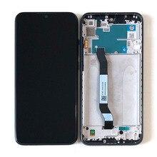 """6,3 """"Оригинальный M & Sen для Xiaomi Redmi Примечание 8T ЖК дисплей + сенсорный экран дигитайзер сборка рамка 10 сенсорный экран для Redmi Note 8T"""