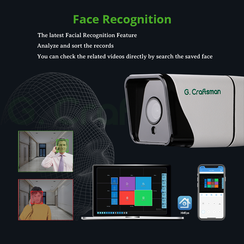 cheapest HD 1080P Cloud Wireless IP Camera Auto Tracking Of Human Night Vision Home Security Surveillance CCTV Two Way Audio Camera