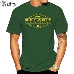 Camiseta premium duplo el pelagic