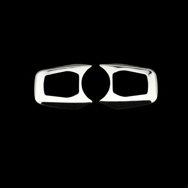 Car Reading Light Cover trim decoration strips Inter roof Lamp Frames For Ford Focus 3 4 MK3 MK4 Kuga Escape New Mondeo Everest