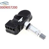 Sensor de pressão dos pneus mercedes benz smart c e s cl cla tpms  sensor automotivo de 0009057200 mhz  433mhz