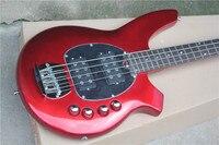 Guitarra Eléctrica Bongo con 4 cuerdas, instrumento musical de alta calidad, fotos reales, Music Man, Envío Gratis