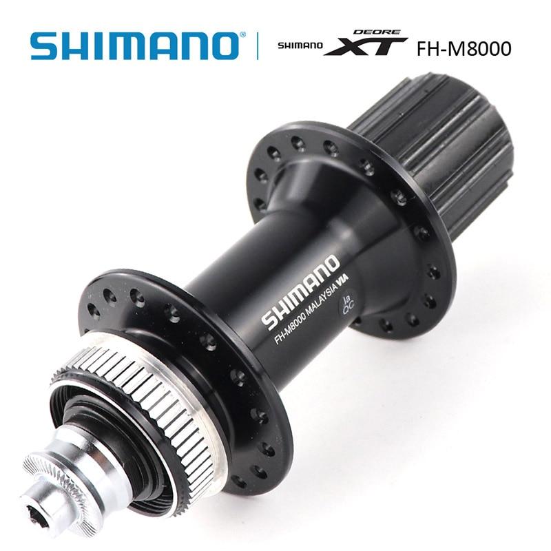 Rear QR Skewer XT HB-M8000 Shimano XT HB-M8000 Rear Hub Quick Release