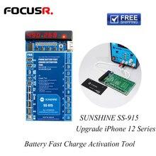 SS 915台の太陽電池,高速充電,有効化ツール,バッテリー,アクティベーション,電圧検出,短絡保護