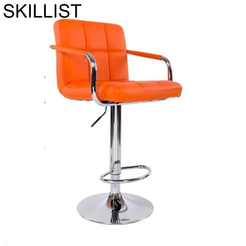 Industriel Fauteuil Stoel Cadir Sandalyeler Taburete Stoelen Hokery Sgabello Table Leather Stool Modern Cadeira Silla Bar Chair