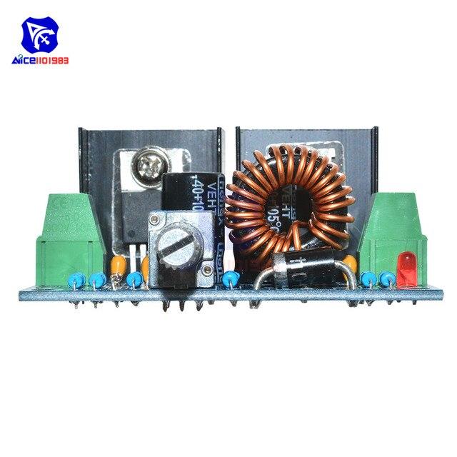 XL4016 PWM DC-DC 4-40 V à 1.25-36 V Max 8A 200W abaisseur convertisseur alimentation Module potentiomètre réglable
