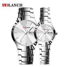 ARLANCH Brand Luxury Lover Watches Quartz Calendar Dress Wom
