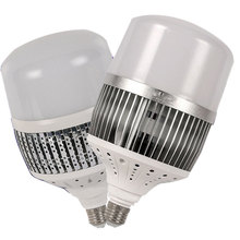 GD 1pc Super Bright 36W 50W 80W 100W 150W 200W LED Bulb Light E40 E27 AC220V Lamp High Power for Warehouse Engineering