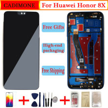 Original LCD For Huawei Honor 8X LCD Display Screen With Frame Touch S