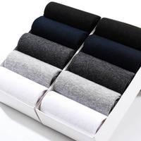 10 pairs/lot  Men Cotton Dress Socks Brand Business diamond Sock Male High Quality Leisure Long Socks For mens Gifts