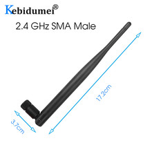 Wifi-Antenna Cable Router Aerial-Sma Male Mini 5dbi for PCI U.FL IPX To Pigtail Wireless