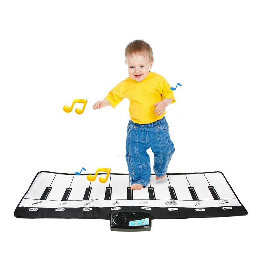 Music Game Piano Mats Touch Type Electronic Multifunction Baby Play Crawling Animal Sounds Sings Best Toys For Kids
