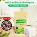 10 мешков из полыни, клещи, клещи, натуральные травяные антибактериальные, кроме мешков, насекомых, очищающих от насекомых, для женщин, детска...
