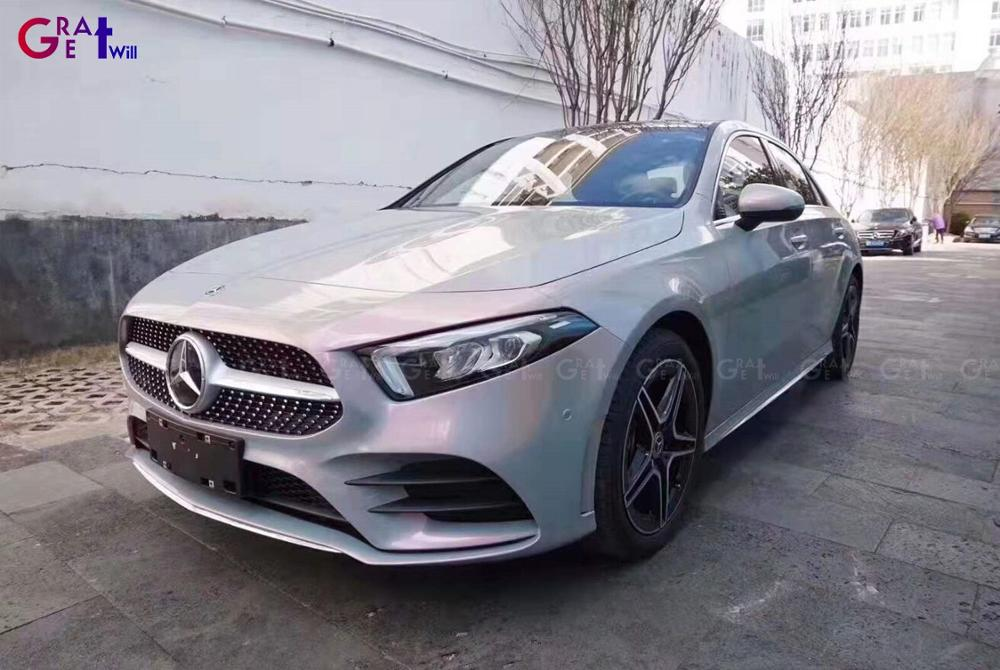 High-end Gloss Magic Twin Color Candy Gray Vinyl Wrap Film Air Bubble Free Confectionery Car Wrap Sticker 1.52x18M/Roll