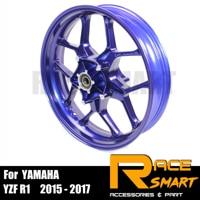 Motorcycle A356/AC4CH Wheel Rim For YAMAHA YZF R1 2015 2017 Front Wheel Rims Wheels Rims YZFR1 2015 2016 2017 15 16 17