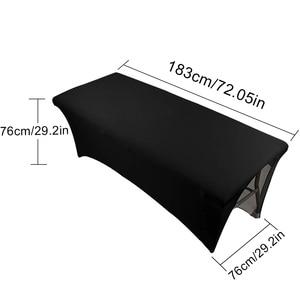 Image 4 - ラッシュ枕ヘッドレストネックサポートまつげ枕とまつげエクステンション弾性シートベッドカバーメイクサロングラフトラッシュサロン