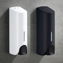 Liquid Soap Dispenser Wall Mount 350ml Bathroom Kitchen Detergent Shampoo Shower Gel Dispensers Soap Bottle