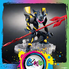 Cmt Origianl Bandai Nxedge Stijl Eva Unit Evangelion Mark 06 Anime Pvc Speelgoed Figuur(China)