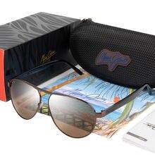 Солнцезащитные очки авиаторы Мужские поляризационные брендовые