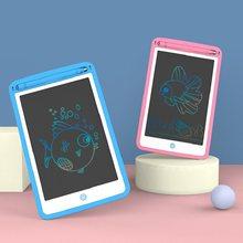 8,5-12 zoll LCD Zeichnung Bord Baby Spielzeug Frühe Pädagogische Zeichnung Schreiben Tabletten Kinder Handwerk Kratz Malerei Montesori Spielzeug