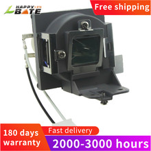 HAPPYBATE High Quality Replacement Projector Bare Lamp RLC 100  FOR VIEWSONI C PJD7828HDL/PJD7831HDL/PJD7720HD/VS16230(RLC 100)