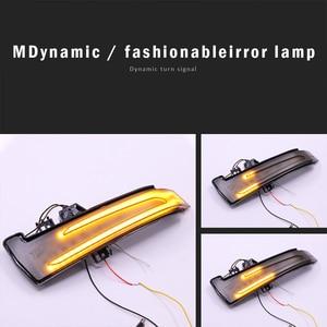 Image 5 - 1 pair Blinker Lamp For W221 W212 W204 W176 W246 X156 C204 C117 X117 Car Rear View Mirror Light LED Indicator Turn Signal Light
