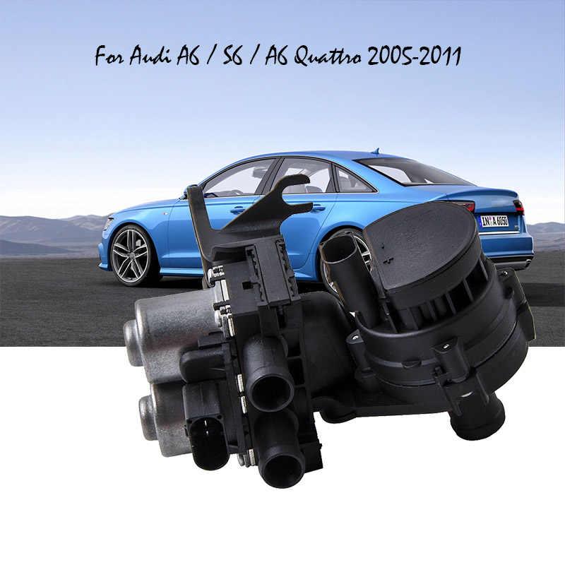 A/C Coolant วาล์วสำหรับ Audi A6 (4F, C6) allroad Avant 4F1959617B 4F1959617A 4F1959617 4F1959617B