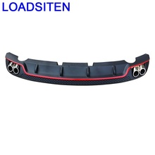 Auto Accessory Protector Automobile Modification Front Lip Rear Diffuser Tuning Car Bumpers 17 18 FOR Morris Garages MG 6