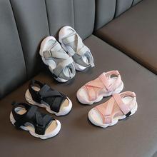 New Summer Children Sandals for Boys Girls Beach Shoes Fashi