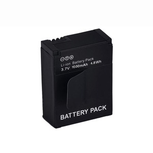Image 2 - 1600mah For Gopro Ahdbt 201/301 Camera Battery For Gopro Hero 3 3+ Ahdbt 301, Ahdbt201 Ahdbt301 Battery For Go Pro Accessories
