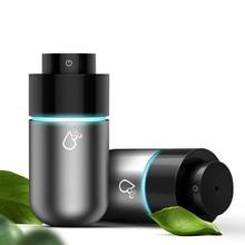 цена на Mini Air Purifier Portable Air Humidifier Car Diffuser USB Air Freshener Perfume Fragrance Best for Car Home Desktop 200ML