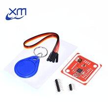 10 Set/partij PN532 Nfc Rfid Draadloze Module V3 Gebruiker Kits Reader Writer Modus Ic S50 Kaart Pcb Attenna I2C Iic spi Hsu H42