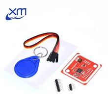 10Set/lot PN532 NFC RFID Wireless Module V3 User Kits Reader Writer Mode IC S50 Card PCB Attenna I2C IIC SPI HSU H42