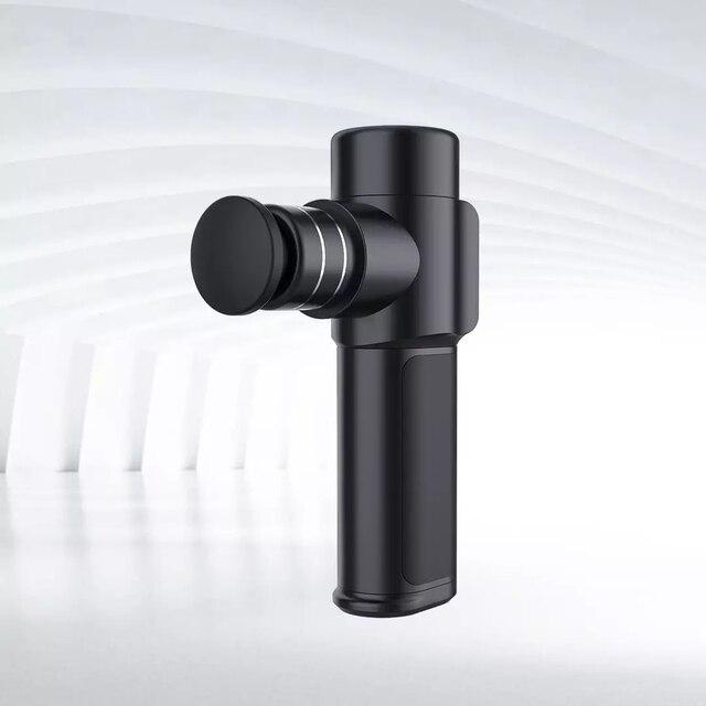 Nouveau 2020 Xiaomi Merach Nano poche Fascia pistolet petit Muscle défrisant Mini masseur pistolet 4 têtes de Massage pour le bureau