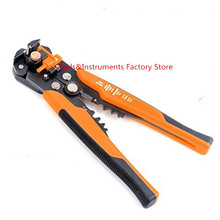 Multi-functional Wire Stripper Cable Pliers Cutter Crimper Automatic Crimping Stripping Plier Terminal Hand Tools(China)