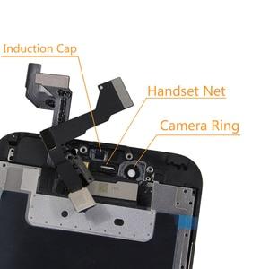Image 2 - Aaaa tela lcd para iphone 6 6s 7 8 mais display lcd para iphone 5 5S se assembléia digitador da tela com substituição de toque 3d lcd
