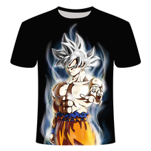 Dragon Ball Z Goku 3D T shirt