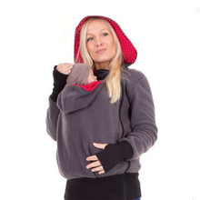 Maternity Hoodies For Pregnant Women Clothes Kangaroo Warm Hoodies Thicken Wool Maternity Jackets Coat Winter Pregnant Clothes цены онлайн