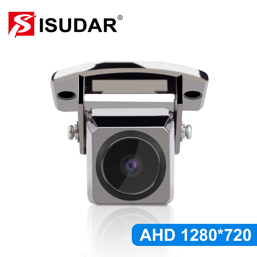 ONLY SUIT FOR ISUDAR L49 B49 Series DVD Player  Rear View Parking Camera Titanium Alloy TVI 1280 720P Waterproof Antijamming