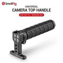 SmallRigยางด้ามจับด้านบนเย็นรองเท้าสำหรับกล้องDSLRกล้องวิดีโอAction Stabilizing Universal 1446