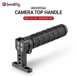 Image 1 - SmallRigยางด้ามจับด้านบนเย็นรองเท้าสำหรับกล้องDSLRกล้องวิดีโอAction Stabilizing Universal 1446