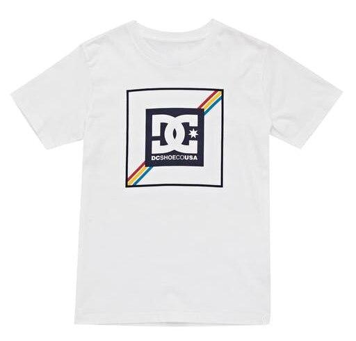 Dc Shoe Co Usa T Shirts Shirt Men O-Neck
