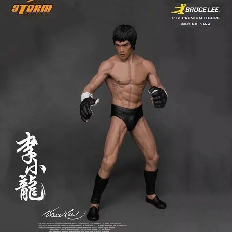 Anime Mike Tyson 1//12 Scale Action Vol.1 PVC Figure New No Box 19cm