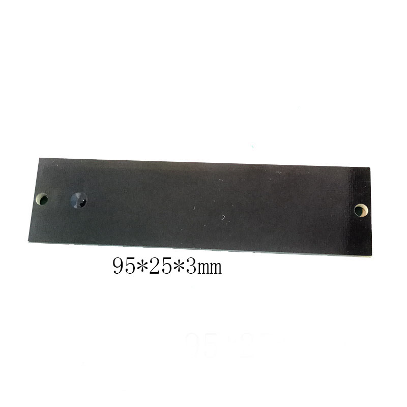 FONKAN 95*25*3mm PCB UHF RFID Anti-metal Tag Mounted PCB Metal Surface