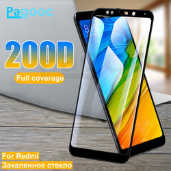 На Алиэкспресс купить стекло для смартфона 200d tempered glass on the for xiaomi redmi note 5 5a 6 pro s2 redmi 5 plus 5a 4x 6 6a screen protector safety protective film