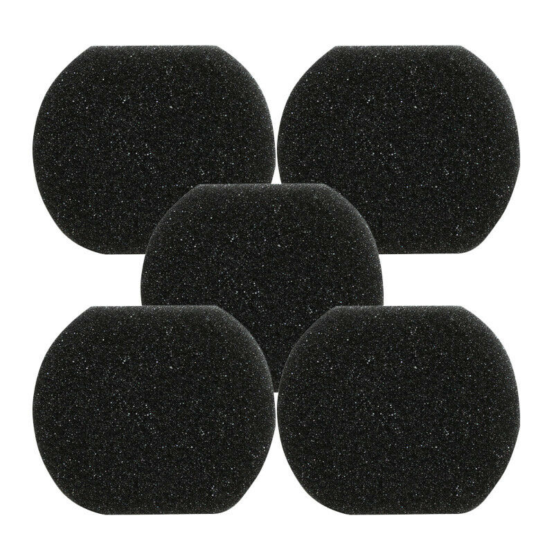 5Pcs Filter Cotton For Deerma Dx118C Dx128C Vacuum Cleaner Parts Effective Tool