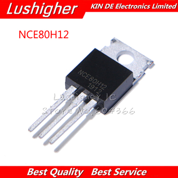 10pcs NCE80H12 TO-220 80H12 TO220 - sale item Active Components