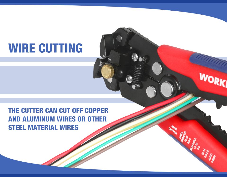 WORKPRO Wire Cutting